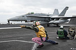 George H.W. Bush is supporting maritime security operations and theater security cooperation efforts in the US 5th Fleet area of responsibility 141114-N-MW819-114.jpg
