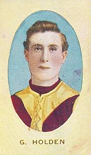 George Holden (Australian rules footballer) Australian rules footballer and coach