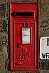 George VI Postbox, Sutton-in-Craven - geograph.org.uk - 1124017.jpg