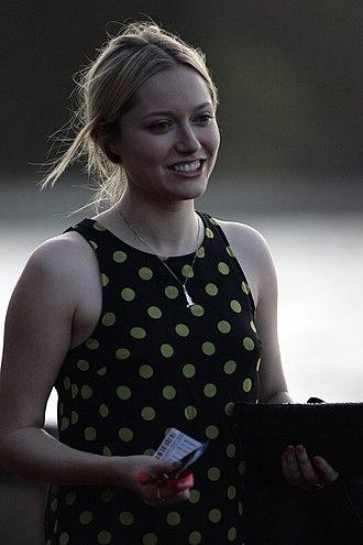 Georgina Haig - Haig in 2013