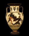 Getty-open-image-attributed-to-unknown-connected-with-the-class-of-cabinet-des-medailles-218-attic-black-figure-neck-amphora-greek-attic-about-500-480-bc depicting warriors 01379701.png