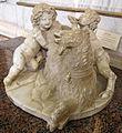 Gian lorenzo bernini, giove e un faunetto allattati dalla capra amaltea, 1609-15 ca. 02.JPG