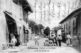 Gillonnay in 1908