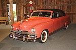 Gilmore Car Museum 1949 Kaiser Virginian (34524546242).jpg