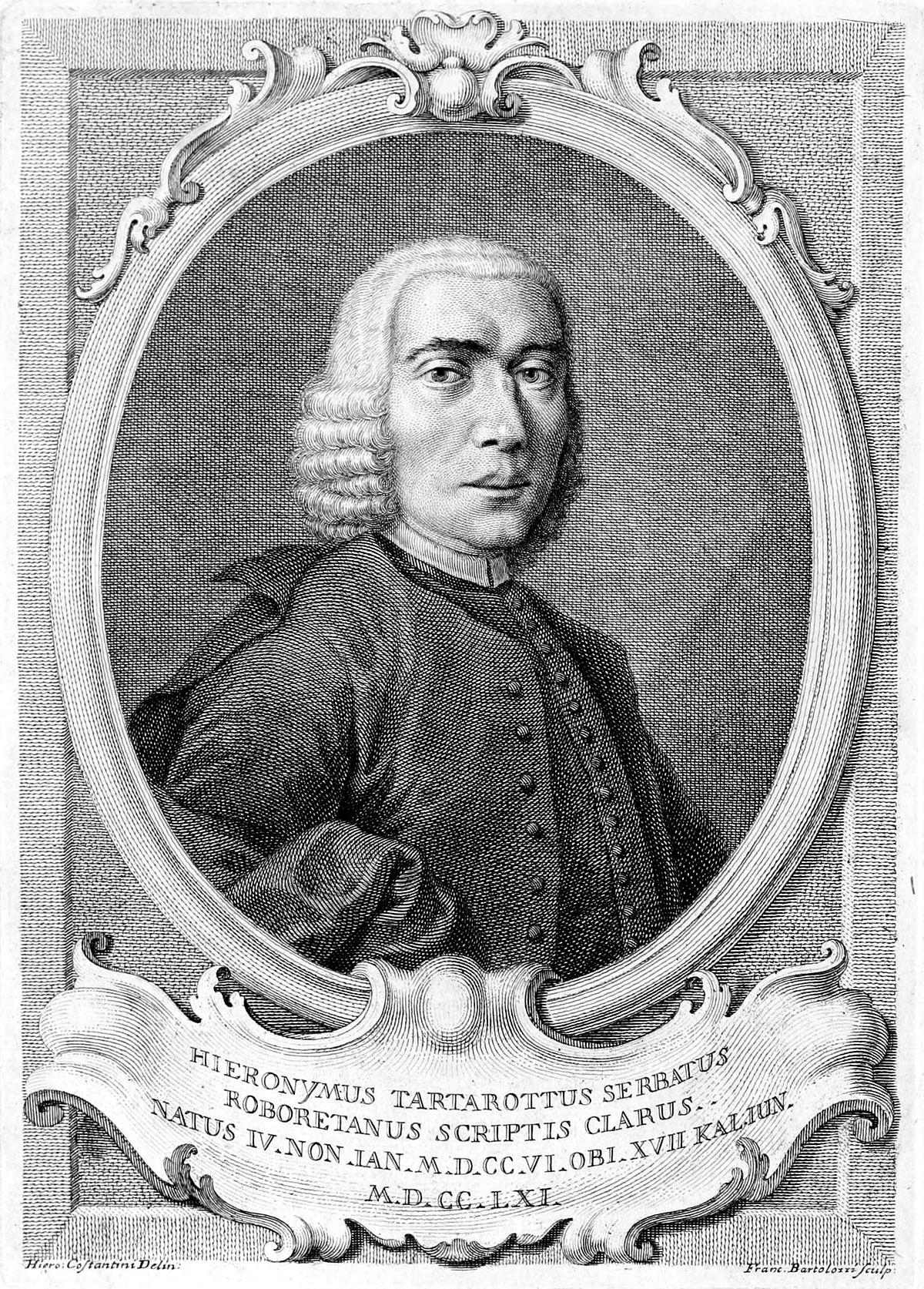 Girolamo Tartarotti - Wikipedia