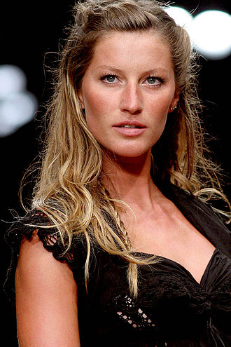 Gisele Bündchen - Bündchen in 2006
