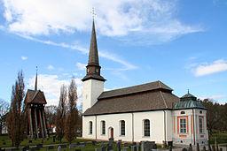 Glanshammars kirke