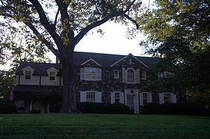Dr. Glenn R. Frye House - Dr. Glenn Frye House, September 2012