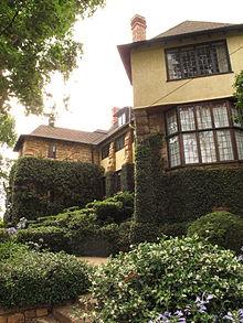 Parktown Mansions Wikipedia
