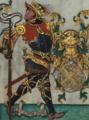 Godofredo de Bulhão, Livro do Armeiro-Mor (1509).png