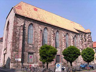 SS. Peter and Pauls Church, Göttingen former church in Göttingen