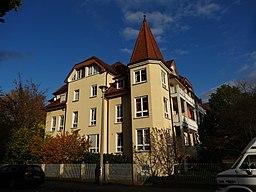 Goetheallee in Dresden