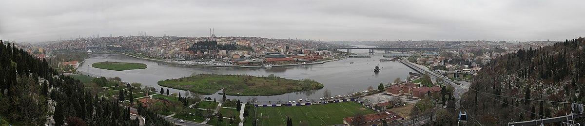 Panorama Istanbulskog Zlatnog rta
