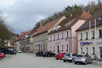 Goldkronach - Goldkronach Market place