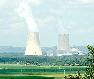 Golfech Nuclear Power Plant - Golfech Nuclear Power Plant