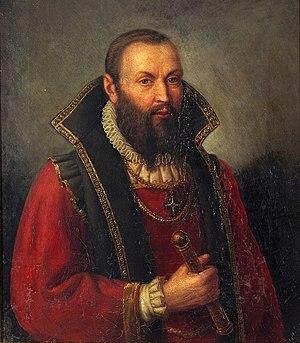 Treaty of Vilnius (1561) - Image: Gotthard Kettler