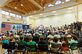 Governor of Florida Jeb Bush at TurboCam, Barrington, NH on August 56th by Michael Vadon.jpg