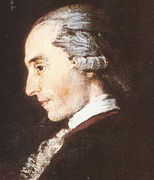 Ritratto di Luigi Boccherini nel dipinto di Francisco Goya