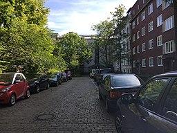 Grabbestraße in Hamburg
