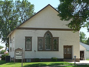 Evangelical Free Church of America - An Evangelical Free church in Superior, Nebraska.