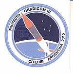 Gradicom III mission patch.jpg
