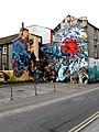 Graffiti Art, Kensington Street - geograph.org.uk - 1164173.jpg