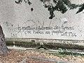 Graffiti citation de Machiavel à Saint-Maurice-de-Beynost.JPG