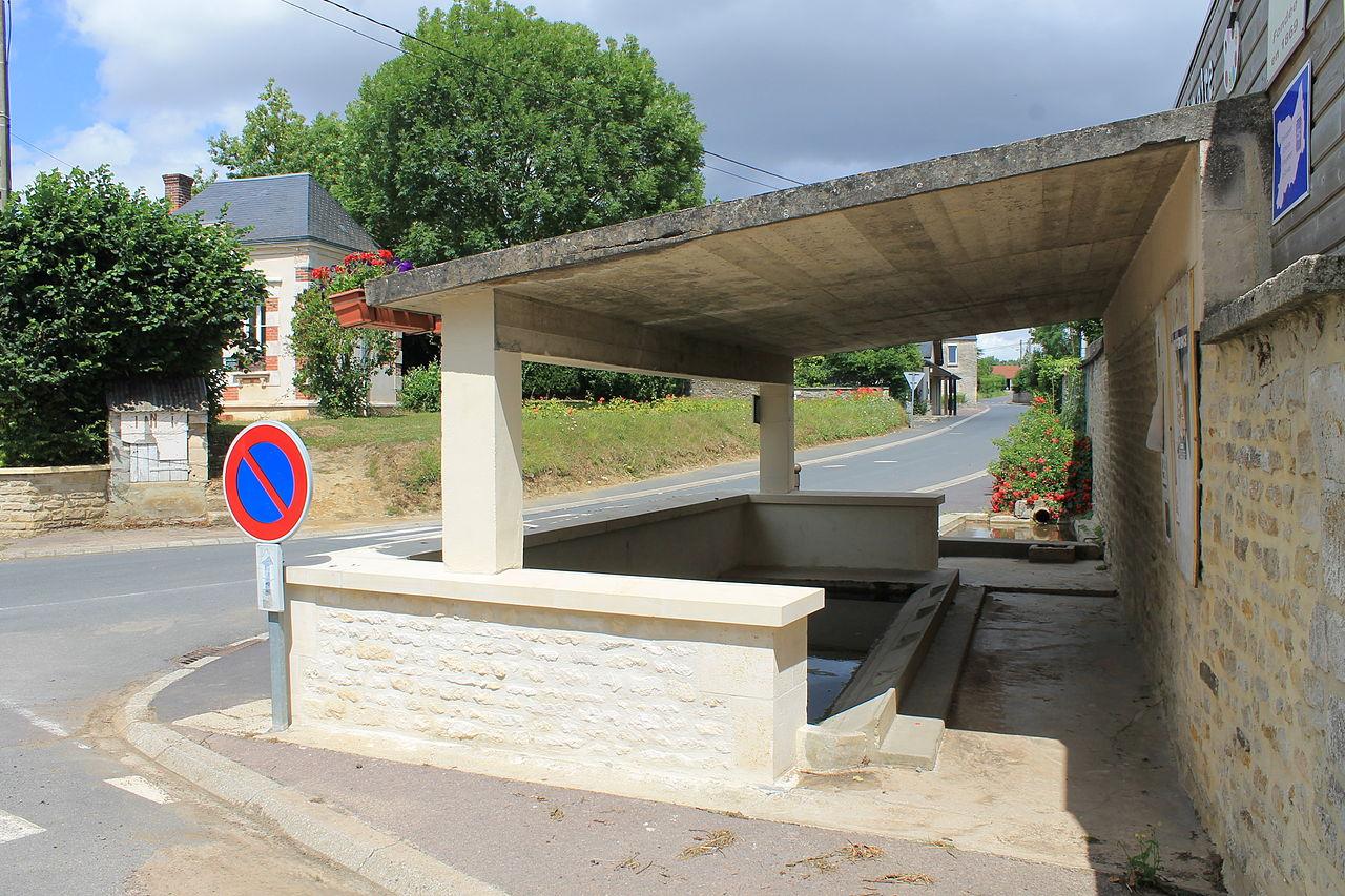 Grainville-sur-Odon lavoir.JPG