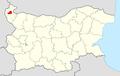 Gramada Municipality Within Bulgaria.png
