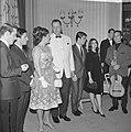 Grand Gala du Disque populier in Kurhaus te Scheveningen Ester Ofarim en echtgen, Bestanddeelnr 915-6280.jpg