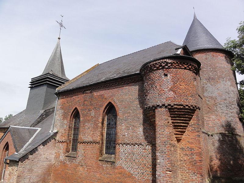 Église Saint-Nicolas de Grandrieux