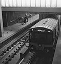 Gratis in metro in Rotterdam. Drukte op het Beursstation. Beursstation, Bestanddeelnr 920-9642.jpg