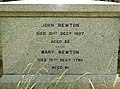 Grave of John Newton - Amazing Grace Writer - St. Peter and Paul Church - Olney - Buckinghamshire - England (27990660210).jpg