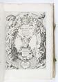 """Graverat titelblad, """"...Rerum per octennivm in Brasilia..."""" - Skoklosters slott - 93307.tif"""