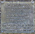 Great Vasa fire memorial plaque JF Auren house 2.jpg