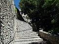 Greccio - Santuario del Presepe - San Francesco (12085933933).jpg