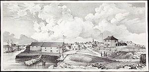 Greenspond - Greenspond, Newfoundland, 1846.