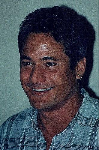 Greg Louganis - Louganis in 1995