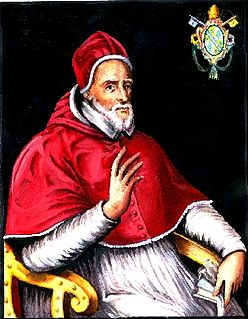 16th-century Catholic pope