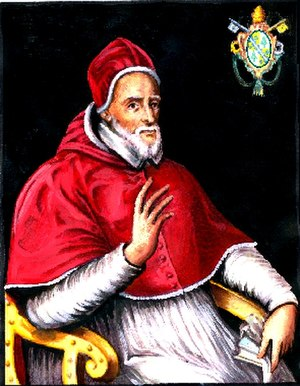 Pope Gregory XIV - Image: Gregorio PPXVI