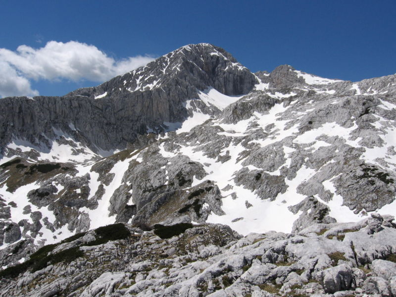 35.2 Alpi di Kamnik e della Savinja