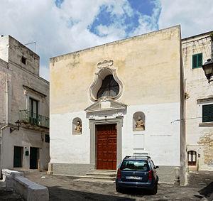 Grottaglie - Church of Madonna del Lume.