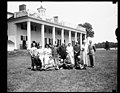 Group at Mount Vernon, Virginia LCCN2016889857.jpg