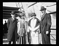 Group on USS Sylph? Sir Auckland Geddes, right LCCN2016863182.jpg