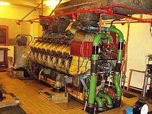 Moteur avec cylindres en v wikip dia - Groupe electrogene le plus silencieux ...