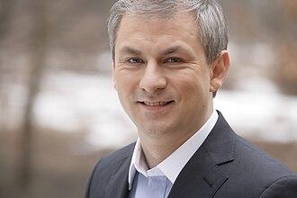 Grzegorz Napieralski - Image: Grzegorz Napieralski 2010