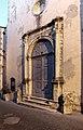 Guardiagrele, san nicola, esterno, portale del 1550-1600 ca. 01.jpg