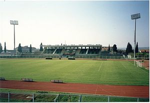 S.S. Chieti Calcio - Stadio Guido Angelini