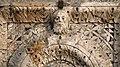 Guido bigarelli (attr.), sei plutei del 1240-70 ca, dal distrutto tramezzo della chiesa di s. andrea a pt, 05 testina.jpg