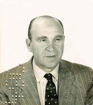 Béla Guttmann - Guttmann in 1953